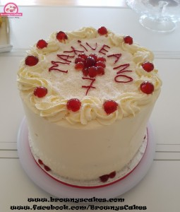 Kokos taart - Cocos Cake