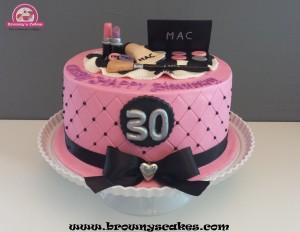 MAC taart