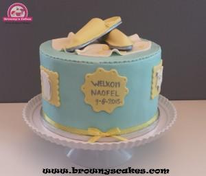 Doopsel taart